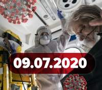Новини про коронавірус 9 липня: понад 12 мільйонів хворих у світі, приголомшливе дослідження