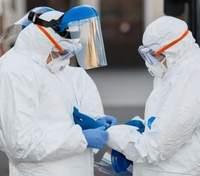 Темпы распространения коронавируса в Украине замедляются
