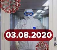 Новини про коронавірус 3 серпня: прогнози вчених, визначено небезпечну реакцію організму