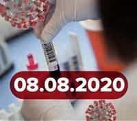 Новости о коронавирусе 8 августа: антирекорд в Украине, контроль за карантином хотят усилить