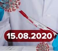 Новини про коронавірус 15 серпня: новий спалах та антирекорди в Україні, виробництво вакцини