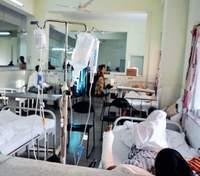 Оранжевая зона: какова ситуация в больницах Ивано-Франковска