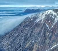 NASA показало снимки пропавших ледников Арктики – фото и видео
