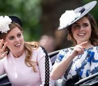 Онуки Єлизавети ІІ без макіяжу: рідкісне фото принцеси Евгенії та принцеси Беатріс