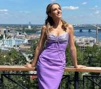 Спільна йога: Катя Осадча показала, як проводить час з сином