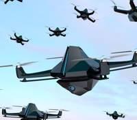 Армія США хоче керувати роєм безпілотників для досягнення переваги в бою