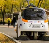 Стартап IdriverPlus готується до масового виробництва роботів-двірників