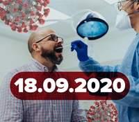 Новости коронавируса 18 сентября: эксперт о роковом решении правительства, новости от Минздрава