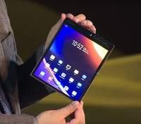 Гнучкий смартфон Royole FlexPai 2 засвітився на офіційних зображеннях
