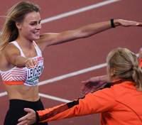 Нам не хватает поддержки: легкоатлет Левченко рассказала о победах при пустых трибунах