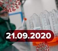 Новини про коронавірус 21 вересня: ВООЗ тестуватиме лікарські трави, відставка глави МОЗ Чехії