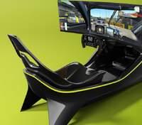 Aston Martin выпустила геймерский симулятор ценой в 2 миллиона гривен