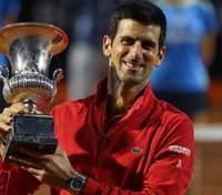Рекордный титул Джоковича и легкая победа Халеп: как состоялись финалы турнира в Риме – видео