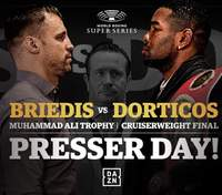 Брієдіс – Дортікос: де дивитися онлайн фінальний бій WBSS