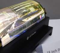LG запатентувала смартфон-рулон зі стилусом