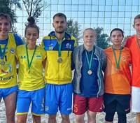 В Украине впервые состоялся турнир по футволею: кто стал победителем исторических соревнований