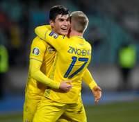 Семь украинских футболистов попали в топ-1000 рейтинга FIFA 21