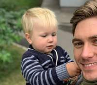 Владимир Остапчук рассмешил сеть фотографиями с маленьким сыном