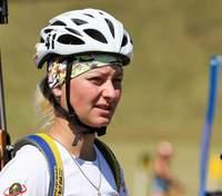 Биатлонистка сборной Украины Бондарь неожиданно завершила карьеру