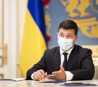 Зеленский заявил, что в Украине можно наблюдать вторую волну COVID-19