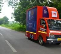 Магазини Xiaomi на колесах зможуть дістатися віддалених куточків Індії