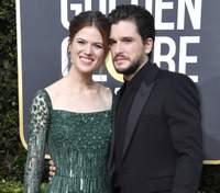 """Звезда """"Игры престолов"""" Кит Харингтон и его жена Роуз Лесли впервые станут родителями"""