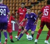 В Армении перенесли футбольные матчи из-за войны в Нагорном Карабахе