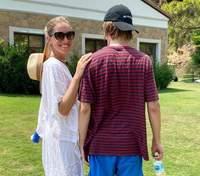 Неймовірно пишаюсь: Катя Осадча чуттєво привітала старшого сина з повноліттям – фото