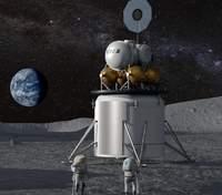 NASA объявило стоимость отправки астронавтов на Луну
