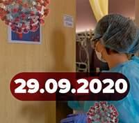 Новини про коронавірус 29 вересня: Порошенко захворів на COVID-19, понад мільйон смертей у світі