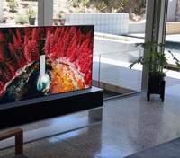 """""""Рулонный"""" телевизор LG поступит в продажу по цене квартиры или электромобиля Tesla"""