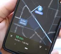 """""""Google Карты"""" для Android получили долгожданную """"ночную"""" тему"""