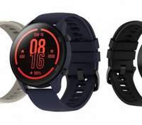Xiaomi Mi Watch: новые умные часы, дешевле 100 евро