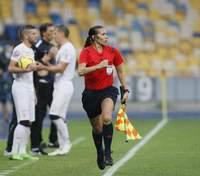 Украинская арбитр Ардашева войдет в историю футбола: детали