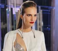 У пікантній сукні: Алла Костромічова вразила зухвалим образом на зйомках – відео