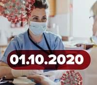 Новини про коронавірус 1 жовтня: тривожний прогноз ВООЗ для України, прорив у розробці вакцини