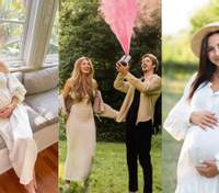 В очікуванні малюка: які зірки готуються стати батьками