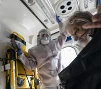 Через нестачу ліжок у Харкові хворих на COVID-19 почали госпіталізувати до районних лікарень