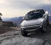 General Motors показала Hummer EV: электропикап с запасом хода 560 километров