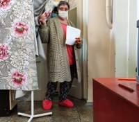 Как голосуют больные коронавирусом в больницах и на самоизоляции, – видео