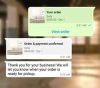 У WhatsApp з'явиться вбудований інтернет-магазин