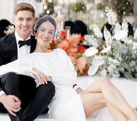 Это важный шаг: Владимир Остапчук признался, будет ли венчаться со второй женой