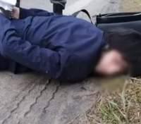 На Київщині під час спецоперації поліцейські ефектно затримали підозрюваних у вбивстві: відео