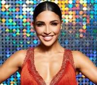 """Назавжди залишиться в моєму серці: Санта Дімопулос прокоментувала 9 випуск """"Танців з зірками"""""""