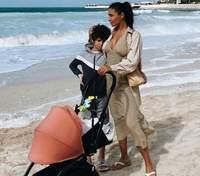 Санта Дімопулос привітала сина з днем народження: кадри зворушили мережу