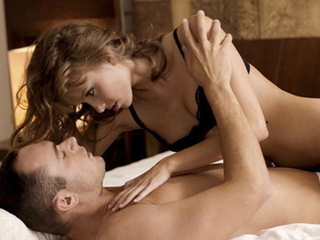 Завязывание во время секса