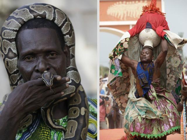 Религиозные обряды африки