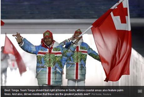 Одяг українських олімпійців назвали