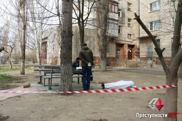 В Николаеве застрелился военнослужащий