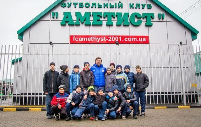 Ващук: семья Ставицкого дает шанс детям реализовать свой потенциал в спорте